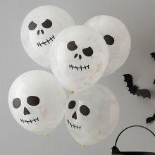 Ginger Ray Halloween Totenkopf Ballons
