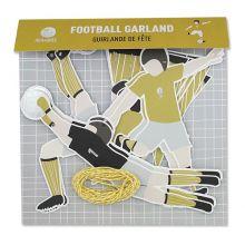 Girlande Fussball
