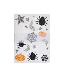 Meri Meri Halloween Glitzer Sticker Mix