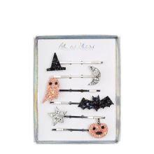 Meri Meri Haarspangen Halloween Icons