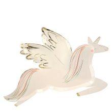 Meri Meri Teller Pegasus Einhorn