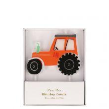 Meri Meri Kerze Traktor