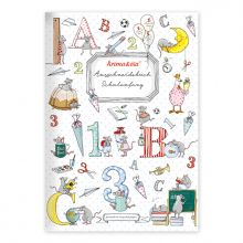 Krima&Isa Ausschneidebuch Schulanfang