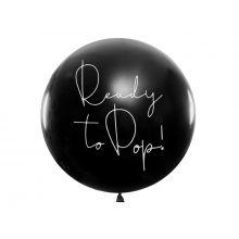 Ballon Ready to Pop