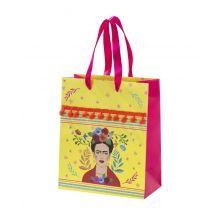 Geschenktüte Frida Kahlo freigestellt