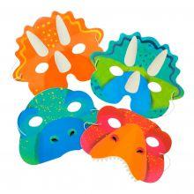 Party-Masken Dinos