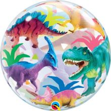 Dino Ballon Bubble
