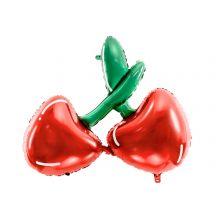 Folienballon Kirsche