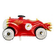 Folienballo Auto rot