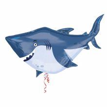Folienballon Hai Ocean Buddies