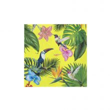 Serviette Tropical Tukan