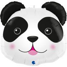 Folienballon Panda