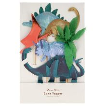 Caketoper Dino Dinosaur Kingdom