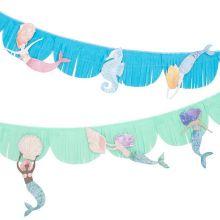 Meri Meri Girlande Meerjungfrauen Mermaids