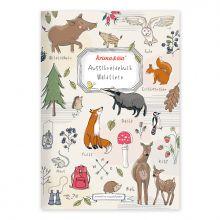 krima&Isa Bastelbuch Waldtiere