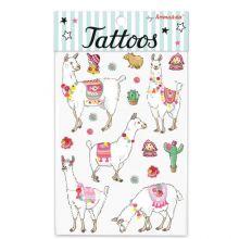 """Tattoos """"Alpaka"""""""