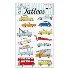 Krima & Isa Tattoos Fahrzeuge