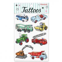 Krima Isa Tattoos Fahrzeuge