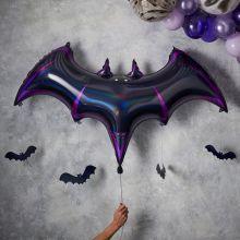 Fledermaus-Ballon schimmernd