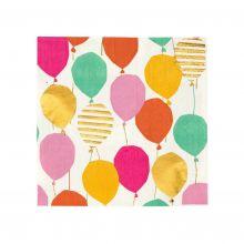 Serviette Luftballon