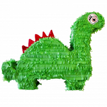 Pinata Dino hellgrün