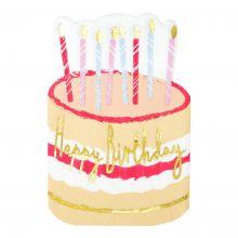 Talking Tables Torte Happy Birthday