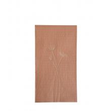 Delight Department Serviette blush mit Blumenmotiv