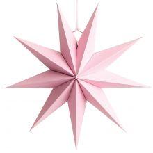Rico Design Weihnachtsstern hellrosa