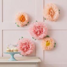 Ginger Ray Papierblüten aus Seidenpapier