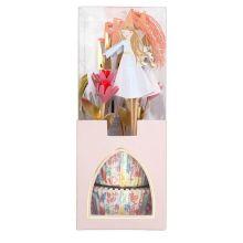 Cupcake-Set Prinzessin