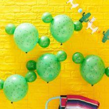 Ginger Ray Ballons Kaktus
