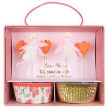 Cupcake-Set Feen & Elfen