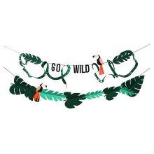 Girlande Go Wild