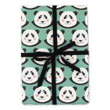 Ava & Yves Geschenkpapier Panda