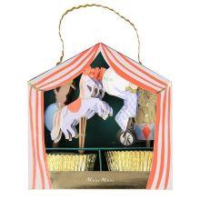 Meri Meri Cupcake-Set Zirkus