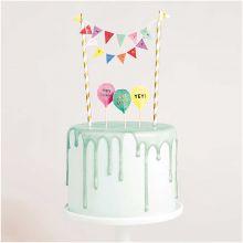DIY-Caketopper Happy Birthday