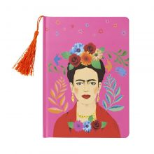 Frida Kahlo Notizbuch Front