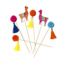Lama - PomPom Party-Picker