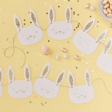 Girlande Osterhase Hoppy Easter von Ginger Ray
