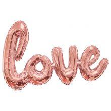 """Folienballon """"Love"""""""
