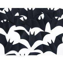 Konfetti Fledermaus Halloween