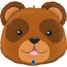 Folienballon Bär