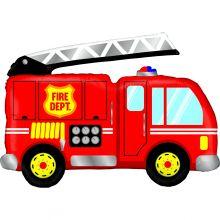 Folienballon Feuerwehr