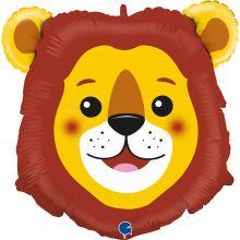 Folienballon Löwe