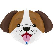 Folienballon Hund