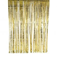 Gold-Glitter-Vorhang, Talking Tables