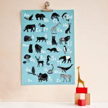 Katja Rub ABC-Poster A3