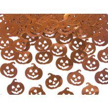 Konfetti Kürbis Halloween