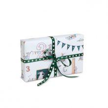 Krima&Isa Geschenkpapier Einschulung