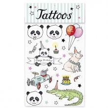 """Tattoos """"Panda"""""""